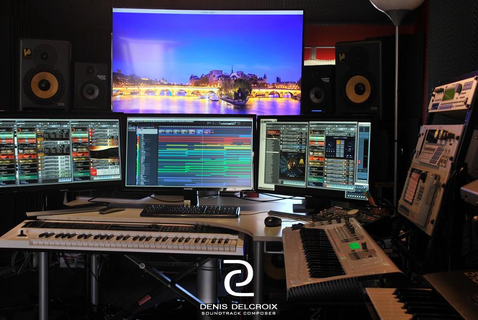 Composer Studio Denis Delcroix